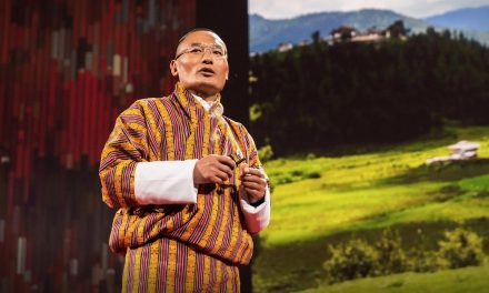 (Ted Talk – Tshering Tobgay) This country isn't just carbon neutral — it's carbon negative