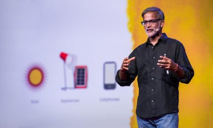(Ted Talk – Amar Inamdar) The thrilling potential for off-grid solar energy