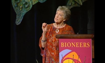 Joanna Macy – The Hidden Promise of Our Dark Age | Bioneers
