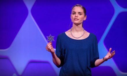 (Ted Talk – Hannah Bürckstümmer) A printable, flexible, organic solar cell