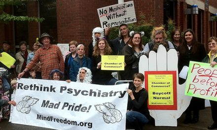 """Users and Survivors Respond to World Psychiatric Association: """"We Will Not be Silenced Any Longer"""""""