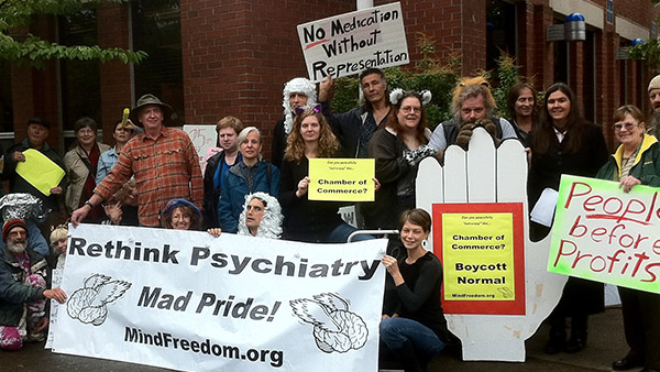 "Users and Survivors Respond to World Psychiatric Association: ""We Will Not be Silenced Any Longer"""