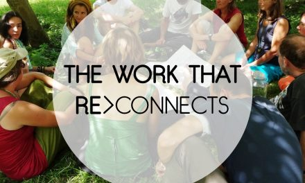 The Work That Reconnects: A Tribute