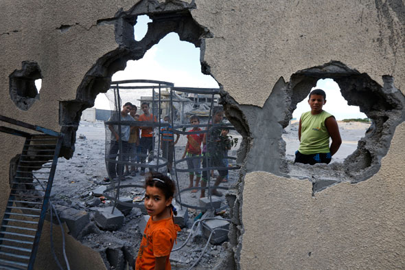 Israel Is Disappearing the Proof That It Oppresses Palestinians