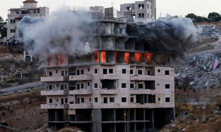 Israel Demolishes 70 More Palestinian Apartments in East Jerusalem