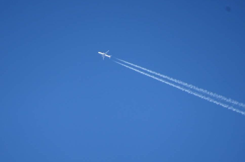Flying More Than Twice As Damaging to Climate Than Previously Thought, Study Finds