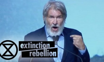 """If We Don't Protect Nature We Can't Protect Ourselves"" – Harrison Ford 