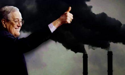 The Terrifying Legacy of David Koch