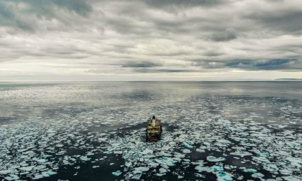 A Northwest Passage Journey Finds Little Ice and Big Changes