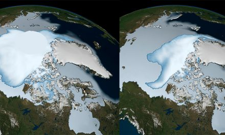 Research Highlight: Loss of Arctic's Reflective Sea Ice Will Advance Global Warming by 25 Years