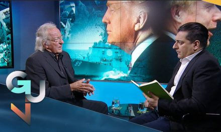 John Pilger: We Are in a WAR SITUATION with China!