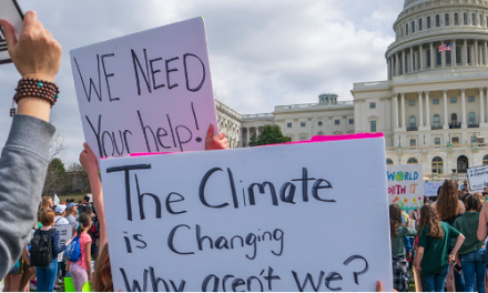 Global Climate Strike Aims to Spur Transformative Change