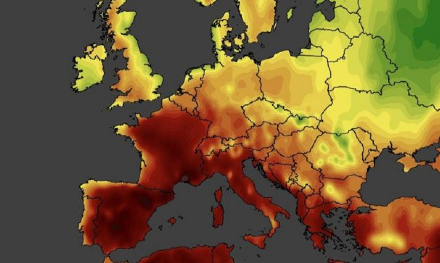 Climate Catastrophe Comes for Europe