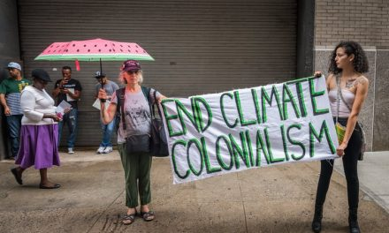 The Climate Strikes Are About So Much More Than Green Colonialism
