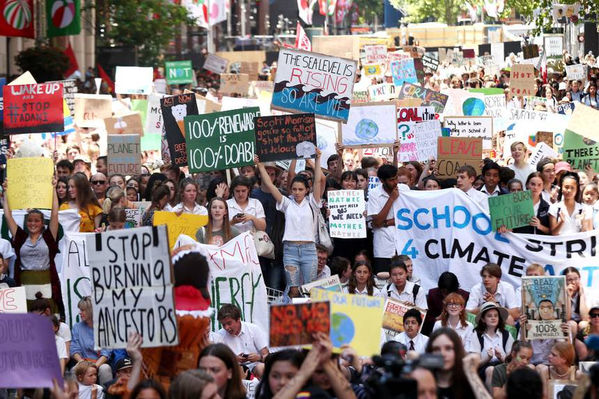 7 things you can do if you can't do a Climate Strike