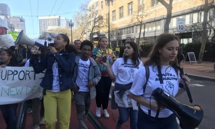 Youth vs. Apocalypse: An Allied Approach to Climate Justice Leadership