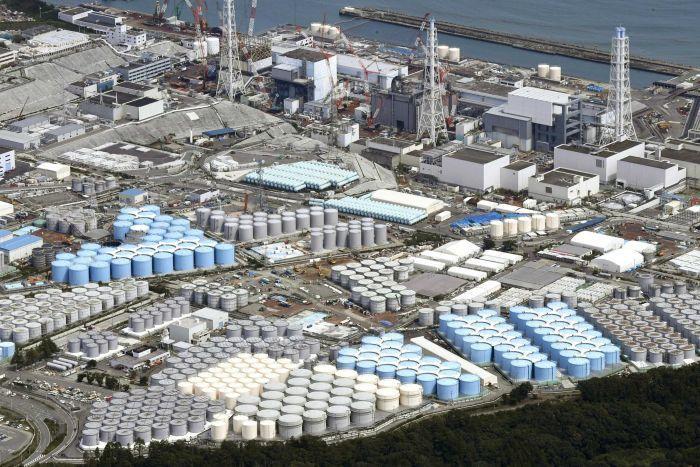 Fukushima's Radioactive Water Crisis