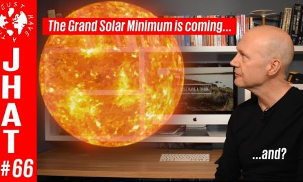 Can We Blame Global Warming On Sun Cycles?
