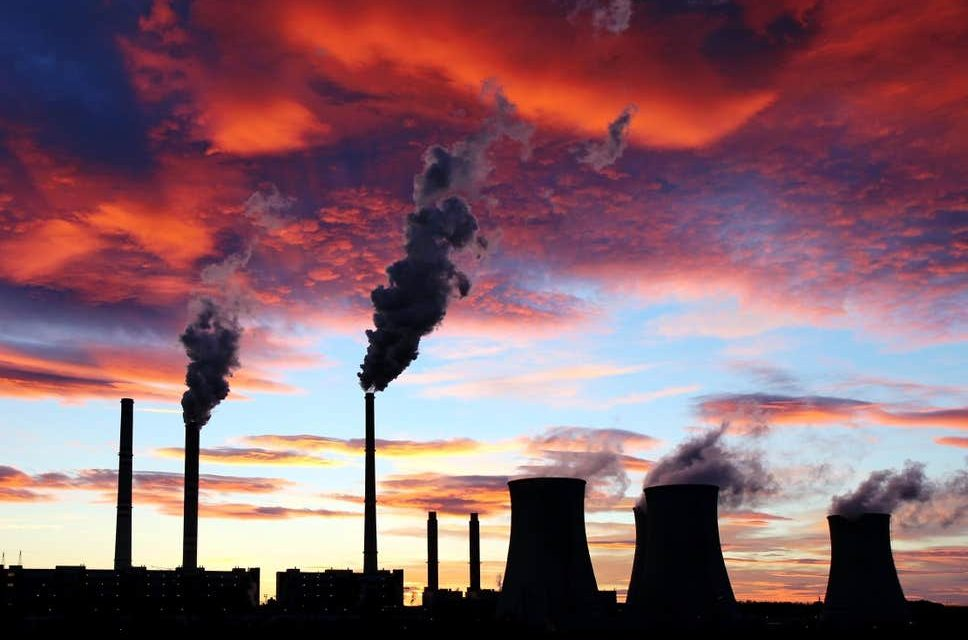 Climate Crisis: CO2 Levels Rise to Highest Point Since Evolution of Humans
