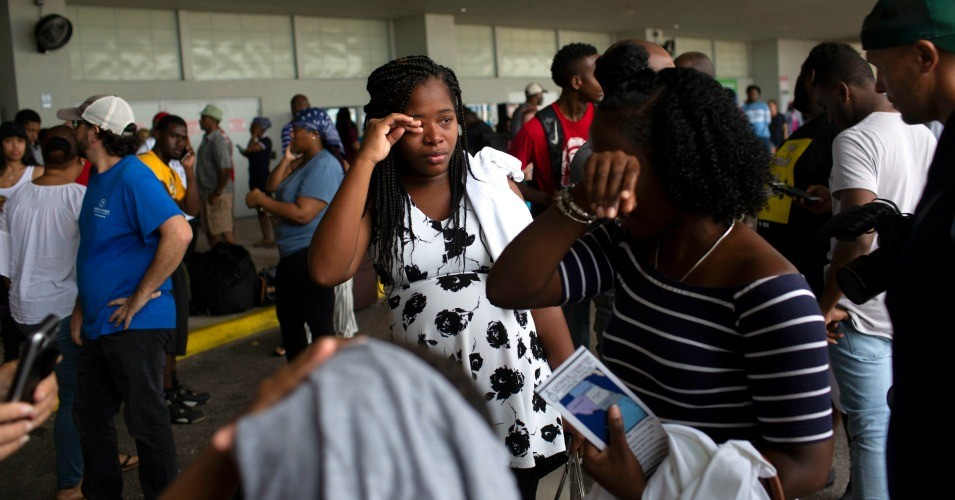 'This Is Eco-Apartheid': Post-Dorian Refugees Fleeing Bahamas Ordered Off Ferry Bound for US