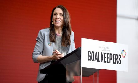 Jacinda Ardern Says Economic Growth Is Pointless If People Aren't Thriving