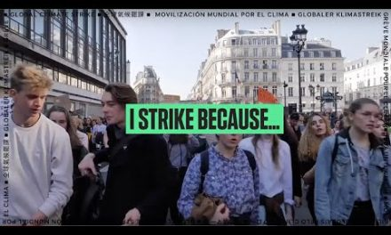 Global Climate Strike – Sep. 20–27