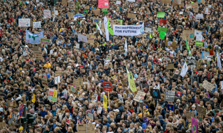 'Biggest Day of Climate Action in Planetary History'