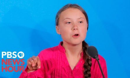 Greta Thunberg's Speech to World Leaders at the UN Climate Action Summit (Hold On To Your Seat!)