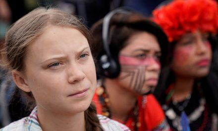 Greta Thunberg Is Right to Panic