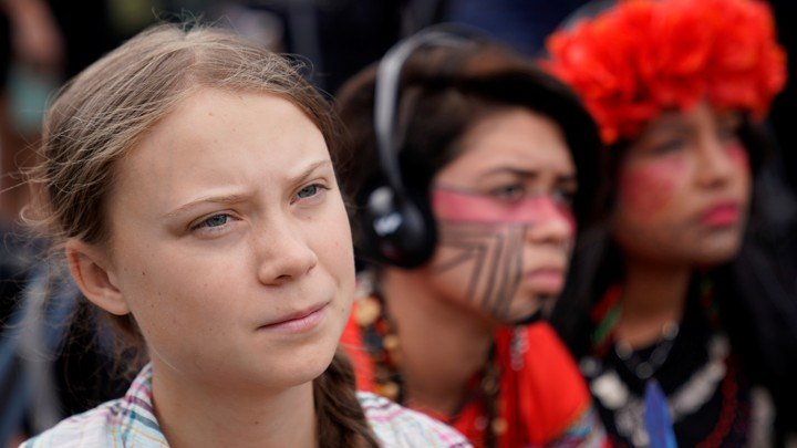 Greta Thunberg Is Right to Panic