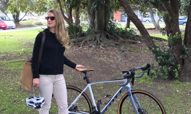 A Day in the Life of a Female Cyclist