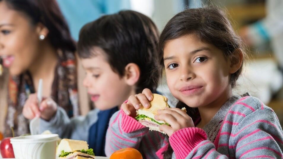 An Oxford Elementary School Just Banned Meat