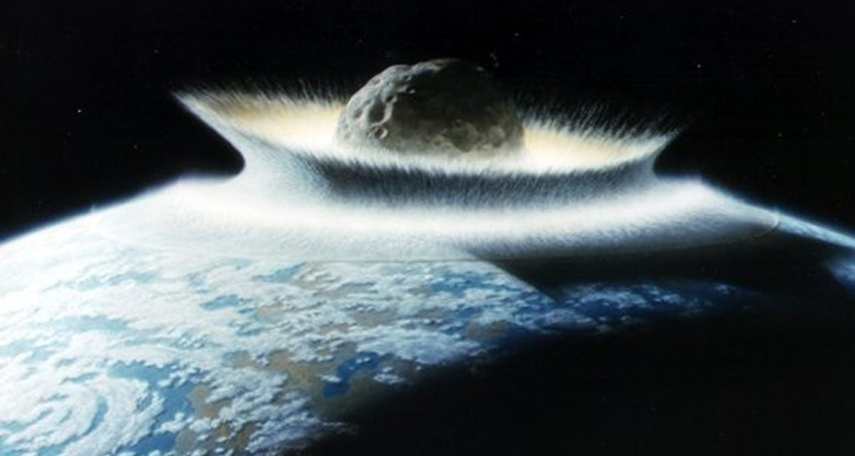 On the Precipice: The Collective Asteroid of Human History