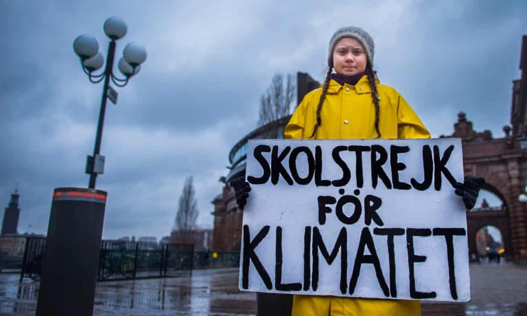 Greta Thunberg Is a Painful Reminder of Decades of Climate Failures