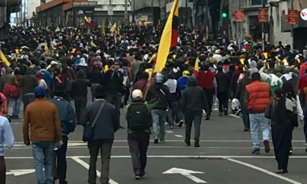 The Revolution Isn't Being Televised: Media uninterested in protest movements around the world