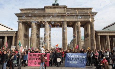News from Extinction Rebellion – Nonviolently Hitting Our Stride