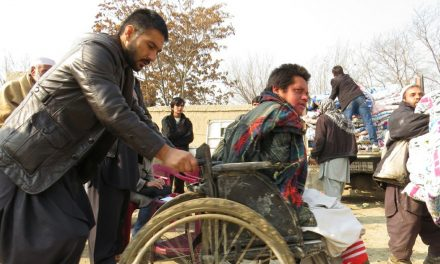 The Wounds of War in Afghanistan