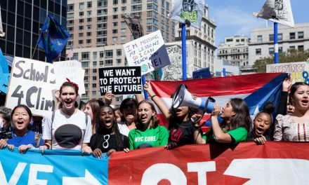 From a Young Climate Movement Leader, a Determined Call for Action