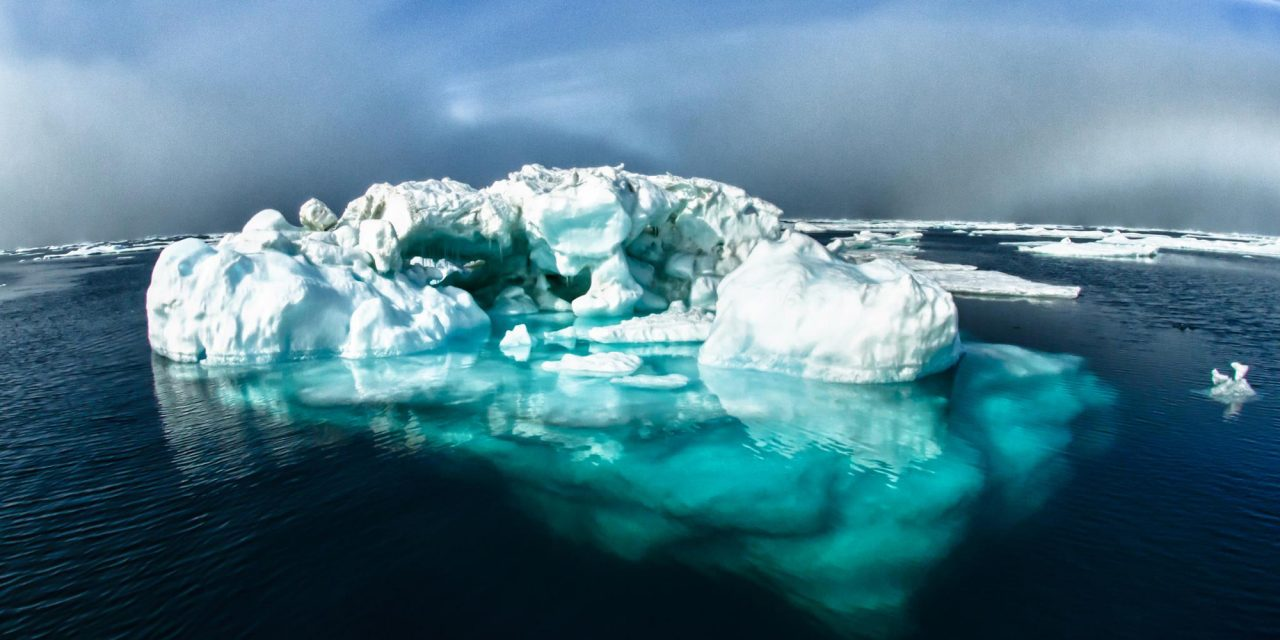 Last Arctic Ice Refuge Is Disappearing