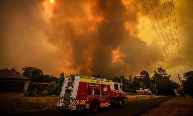 Yes, Australia Has Always Had Bushfires: But 2019 Is Like Nothing We've Seen Before