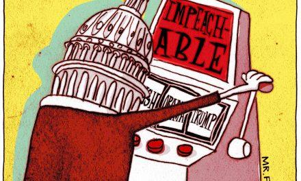 The Impeachment's Moral Hypocrisy