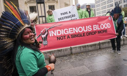 The Murders of Indigenous Activists in the Amazon Continue to Rise