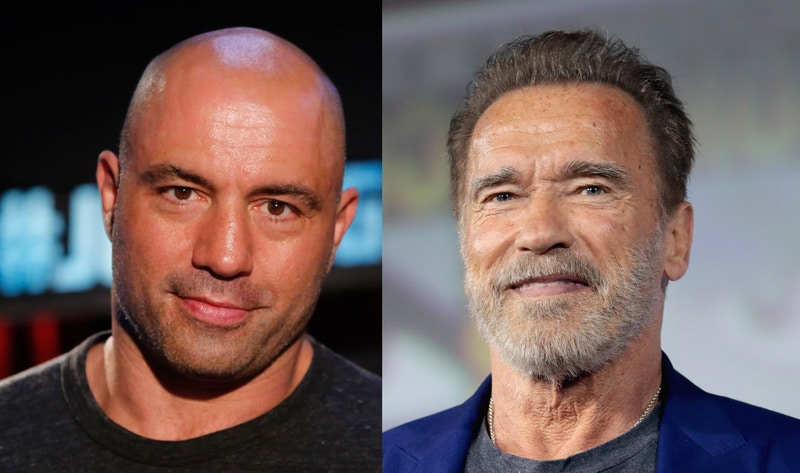 Arnold Schwarzenegger Commends Joe Rogan for Changing His Mind About the Game Changers