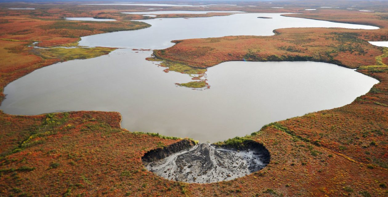 How Melting Permafrost Is Beginning to Transform the Arctic
