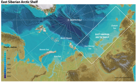 The Rumbling ESAS Methane Enigma