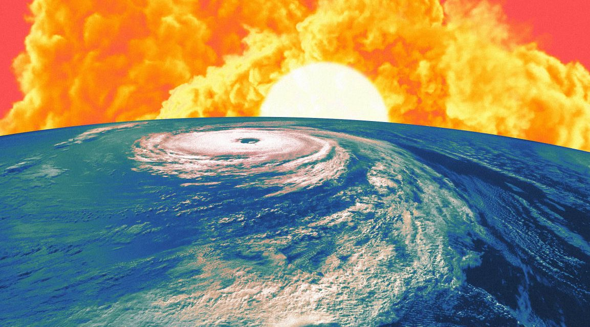Climate Change Won't Result in a New Normal but in Constant, Horrifying New Disasters