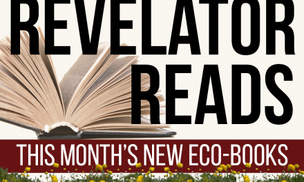 January's New Environmental Books (The Revelator)