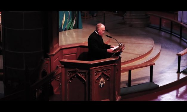 The Issue Before Us is Death… (Sermon by Chris Hedges)