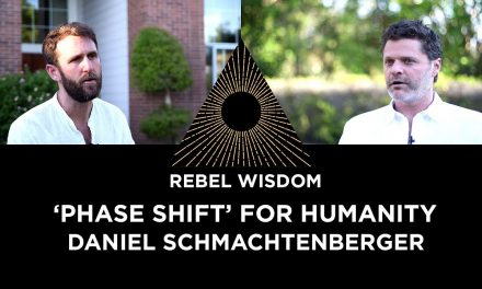 Humanity's Phase Shift: Interview with Daniel Schmachtenberger