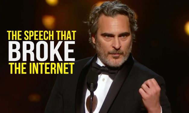 Joaquin Phoenix's Inspiring Oscar Speech: Love and Compassion for All Beings…